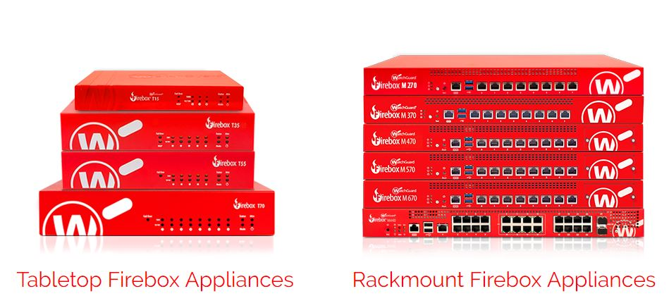 watchguard firewall